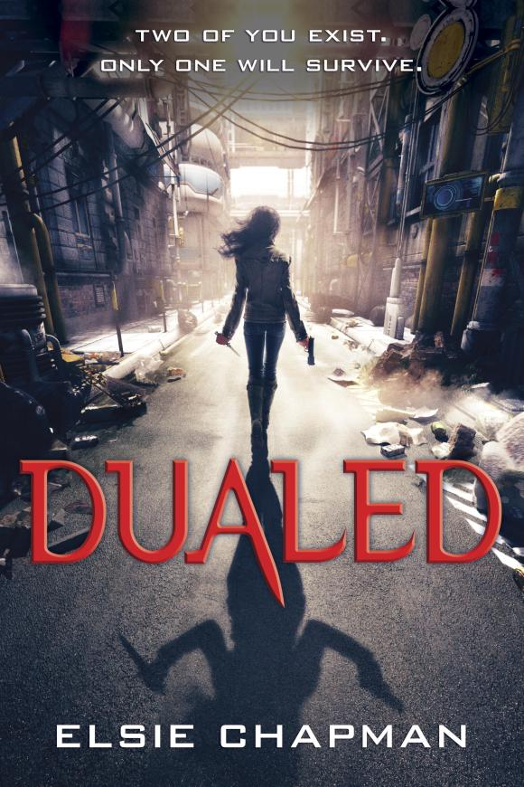 Dualed Paperback Cover