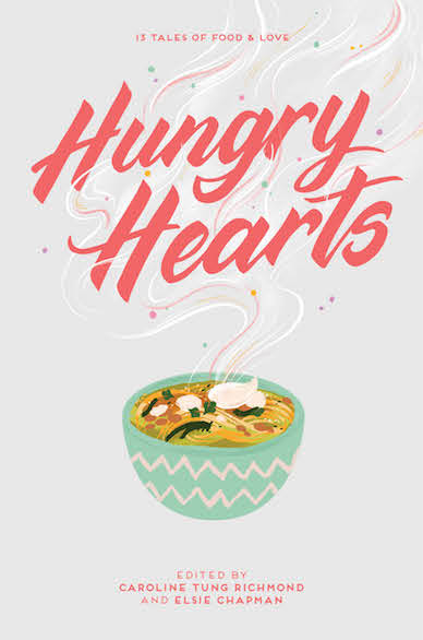 HUNGRY HEARTS cover for WP